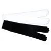 Shoulder Length Gloves Black